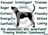 Treeing Walker Coonhound Obsession Long Sleeve Tshirt