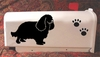 Cavalier King Charles Spaniel Mail Box