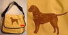 Chesapeake Bay Retriever Messenger Bag