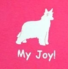 Chinese Crested-Powder Puff My Joy! My Love! My Life! Long Sleeve T-Shirt