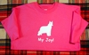 Chinese Crested-Powder Puff My Joy! My Love! My Life! T-Shirt