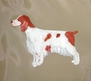 Welsh Springer Spaniel Messenger Bag