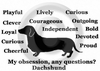 Dachshund Obsession T-Shirt
