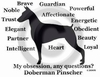 Doberman Pinscher Obsession Sweatshirt