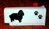 English Toy Spaniel Mail Box