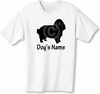English Toy Spaniel Personalized with Dog's Name