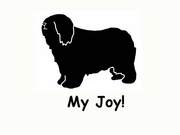 Polish Lowland Sheepdog My Joy! My Love! My Life! Sweatshirt