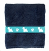 West Highland White Terrier Bath Towels