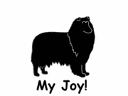 Collie My Joy! My Love! My Life! Long Sleeve T-Shirt