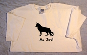 German Shepherd Dog My Joy! My Love! My Life! Sweatshirt