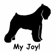 Bouvier des Flandres My Joy! My Love! My Life! Sweatshirt