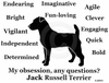 Jack Russell Terrier Obsession T-Shirt