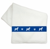 Jack Russell Terrier Bath Towels