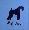 Kerry Blue Terrier My Joy! My Love! My Life! Long Sleeve T-Shirt