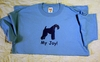 Kerry Blue Terrier My Joy! My Love! My Life! T-Shirt