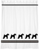 Kerry Blue Terrier Shower Curtain
