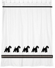 Lakeland Terrier Shower Curtain