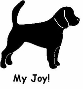 Beagle My Joy! My Love! My Life! T-Shirt