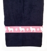 Miniature Australian Shepherd Bath Towels