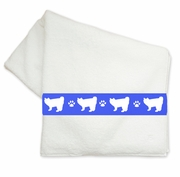 American Bobtail Bath Towels