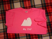 Maltese My Joy! My Love! My Life! T-Shirt