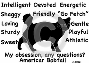 American Bobtail Obsession T-Shirt
