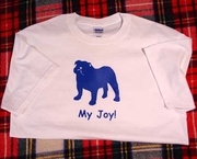 Bulldog My Joy! My Love! My Life! Sweatshirt