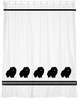 Pomeranian Shower Curtain