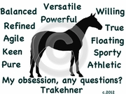 Trakehner Obsession T-Shirt