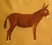 Donkey Messenger Bag