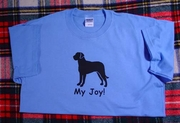 Greater Swiss Mountain Dog My Joy! My Love! My Life! T-Shirt