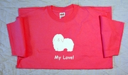 Coton de Tulear My Joy! My Love! My Life! Long Sleeve T-Shirt