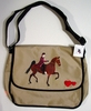 American Saddlebred Messenger Bag