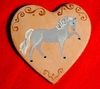 Andalusian Hand Painted Pin