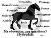 ClydesdaleHorse Obsession T-Shirt
