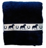 Clydesdale Horse Bath Towels