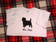 Cairn Terrier My Joy! My Love! My Life! Long Sleeve T-Shirt