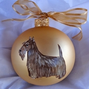 Christmas Ornament - Dog