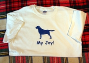 Labrador Retriever My Joy! My Love! My Life! T-Shirt
