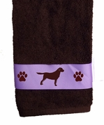 Labrador Retriever Bath Towels