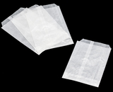3264 - 1/2 LB Flat Glassine Translucent Bag 4 3/4 x 6 3/4  - 1000ct
