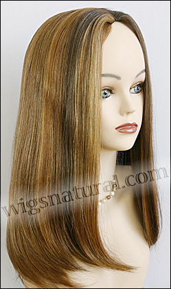 "Zury thin mono wig TM-Eva, Monofilament wig, Synthetic hair, in stock<font color = ""#660000"">($19.99) </font color = ""#660000"">"