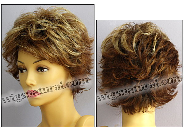 Almond Brown Hair Color