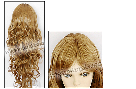 Synthetic wig Stephanie, Magic Touch Wig Collection, color #27