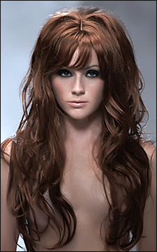 Synthetic wig Sugar Rush, Forever Young wig collection