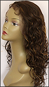 Lace front wig HRH-LACE WIG ONYX, Sister Remy human hair lace wig, color FS4/27