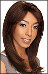 Lace front wig HRH-LACE WIG JULIE, Sister Remy human hair lace wig, in stock