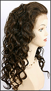 Lace Front Weave, REMY Human Hair, Hollywood brand, wig style REMY-LFW-LEONA, in stock