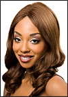 Lace Front Wig HRH-LACE WIG CHANEL, Hollywood Remy Human Hair wig, in stock