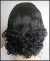 Lace front wig Full Hand-Tied, Glueless Lace Front Wig, Indian remy hair wig, style WN-LW-65, Custom